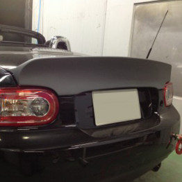 Jet Stream PRHT Ducktail Spoiler