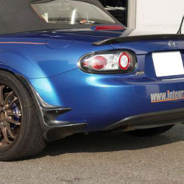 Zeromotive Carbon Front Canards For Miata MX5 MX-5 89-05 JDM Roadster : REV9 Autosport