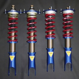 Integral Kobe Master Spec Coilover Kit Type-R