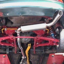 Car Make Corn's Ver-II Exhaust  For Miata MX5 MX-5 89-97 JDM Roadster : REV9 Autosport
