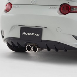 Autoexe Sports Exhaust (Dual Center Exit)