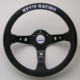 KEY!S Original Steering Wheel For Miata MX5 MX-5 ALL YEARS JDM Roadster : REV9 Autosport
