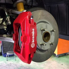 Leg Sports Brembo Upgrade Kit