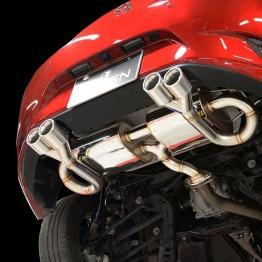 Rowen Quad Tip Exhaust System