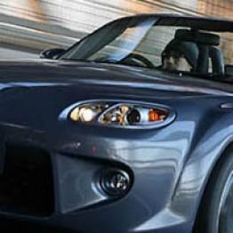 Burnout KDX Eye Lids For Miata MX5 MX-5 06-08 JDM Roadster : REV9 Autosport