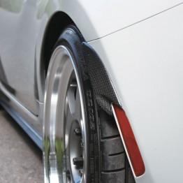 Garage Vary Carbon Rear Garnish