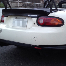 Jet Stream Rear Spoiler Type-2 For Miata MX5 MX-5 06+ JDM Roadster : REV9 Autosport