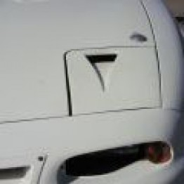 Brightning Headlight Air Intake Lid For Miata MX5 MX-5 89-97 JDM Roadster : REV9 Autosport