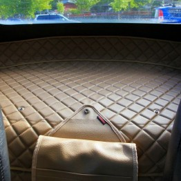 Nakamae Quilted Upper Package Tray Trim