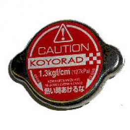 Koyo Red Radiator Cap