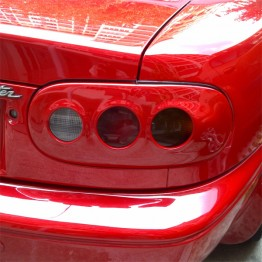 Brightning Tail Lights Cover For Miata MX5 MX-5 89-97 JDM Roadster : REV9 Autosport