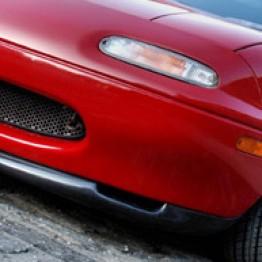 REV9 OE-Style Front Lip For Miata MX5 MX-5 89-97 JDM Roadster : REV9 Autosport