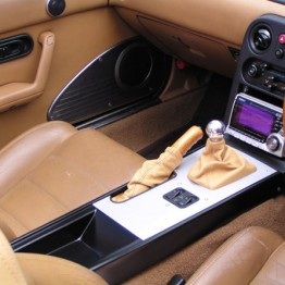 Zoom Type 1 Center Console