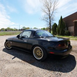 REV9 Exterior Package For Miata MX5 MX-5 89-97 JDM Roadster : REV9 Autosport