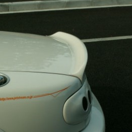 Jet Stream Rear Spoiler Type-2 For Miata MX5 MX-5 89-97 JDM Roadster : REV9 Autosport