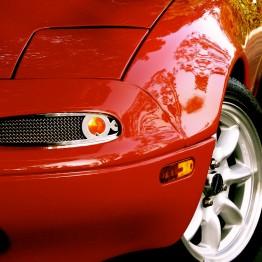 KG Works Turn Signal Intake For Miata MX5 MX-5 89-97 JDM Roadster : REV9 Autosport