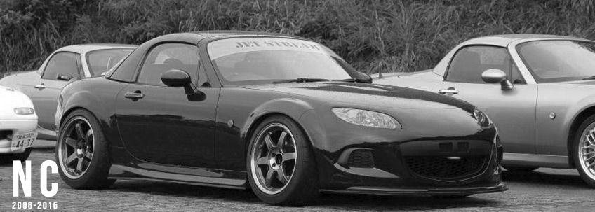 Mazda Miata Parts >> Mazda Mx5 Miata Nc Jdm Performance Parts 2006 2015