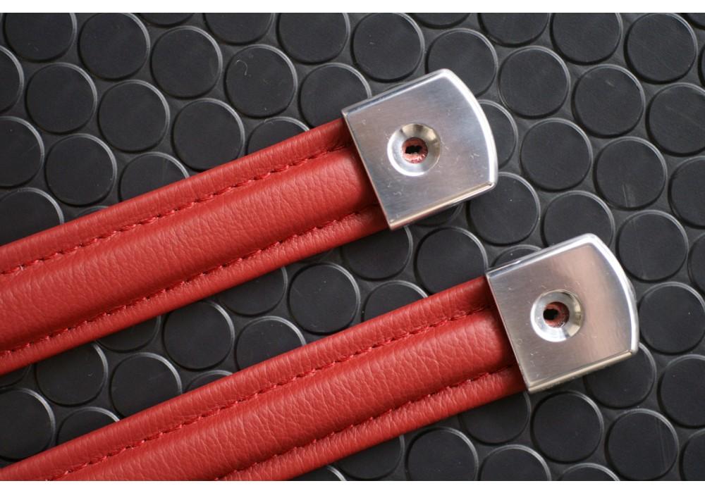 Nae Clic Leather Door Pulls For Miata Mx5 Mx 5 89 05 Jdm Roadster