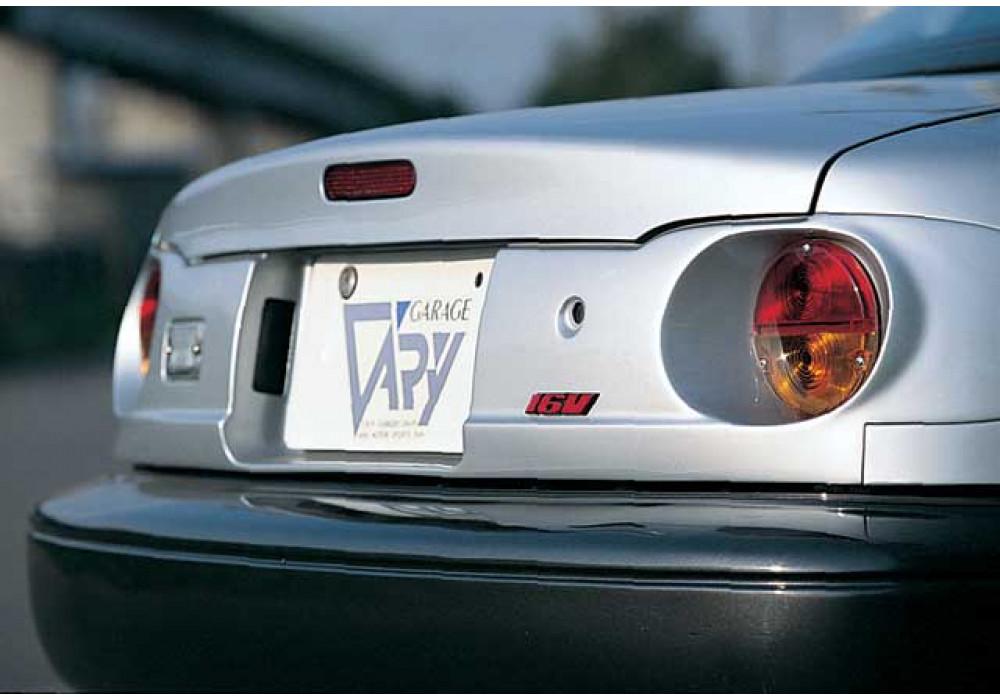 Gv x rev9 led nostalgic tail lights kit for miata rev9 for Garage mazda loison sous lens