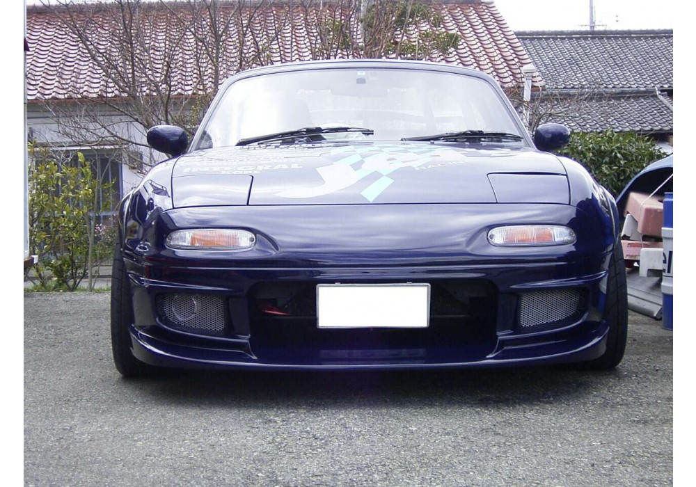 Garage Vary Type N T N Front Bumper For Miata Rev9
