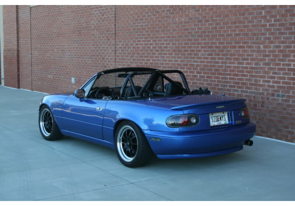 Mazda Miata Jdm >> Rev9 Oe Style Rear Lip