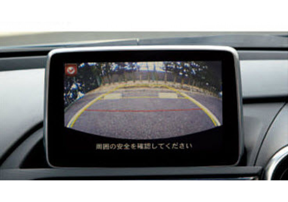 Mazda Backup Camera For Miata Mx 5 Nd 2016 Rev9