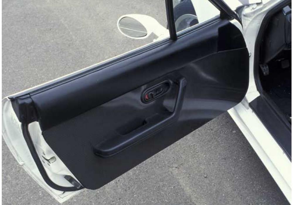 Garage Vary Carbon Fiber Door Panels For Miata MX5 MX-5 89-97 JDM & Garage Vary Carbon Fiber Door Panels For Miata | REV9