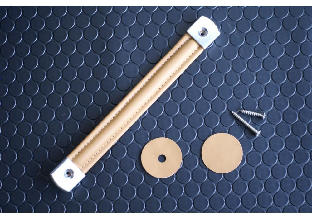 ... Nakamae Classic Leather Door Pulls For Miata MX5 MX-5 89-05 JDM Roadster ... & Nakamae Classic Leather Door Pulls For Miata MX-5 | REV9