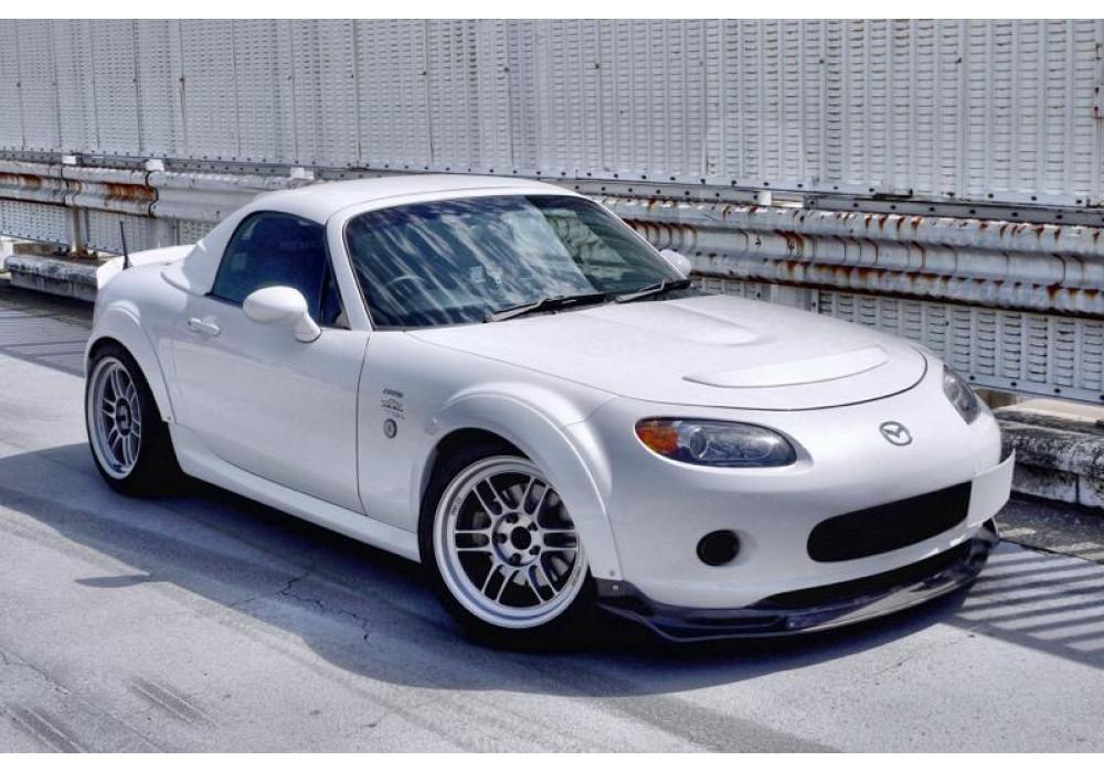 Mazda 3 Sport >> NOPRO GT Spec Hardtop For Mazda Miata MX-5 06-15 | REV9