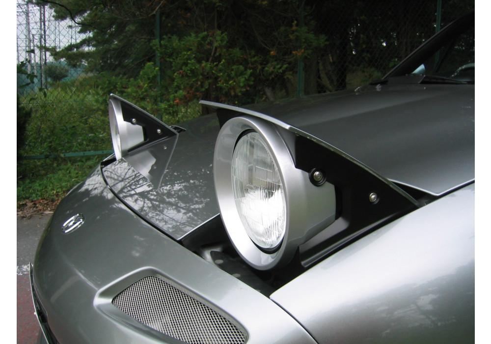 East Bear Headlight Bezel For Mazda Miata Mx 5 Na Rev9