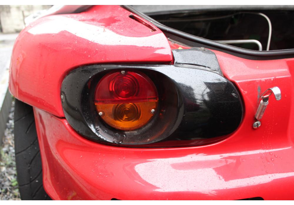 Garage Vary Tail Lights For Mazda Miata Mx5 98 05 Rev9