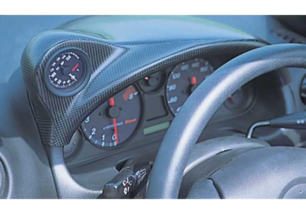 Auto Shipping Quote >> Garage Vary Meter Gauge Hood For Miata MX-5 NB | REV9