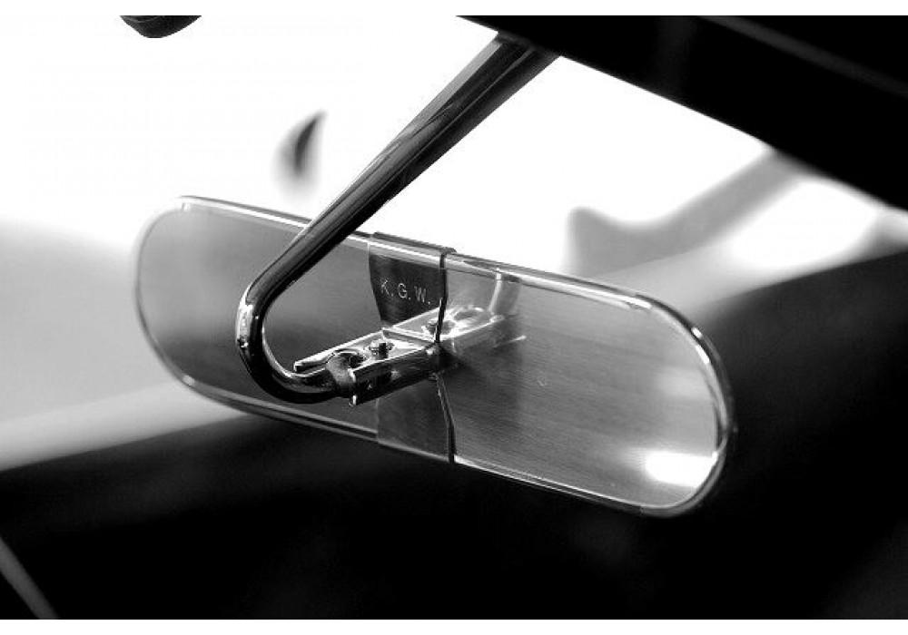 kg works retro rear view mirror for miata mx 5 na rev9. Black Bedroom Furniture Sets. Home Design Ideas