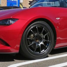 Advan Racing Rz 16 Wheel For Mazda Miata Mx5 Rev9