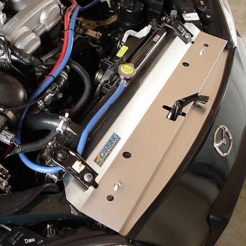 Carbing Radiator Cooling Panel
