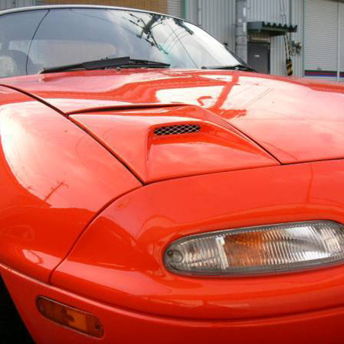 Zeromotive Headlight Air Intake Lid