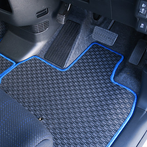 Zeromotive Rubber Floor Mats