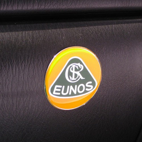 ZOOM Eunos Badge