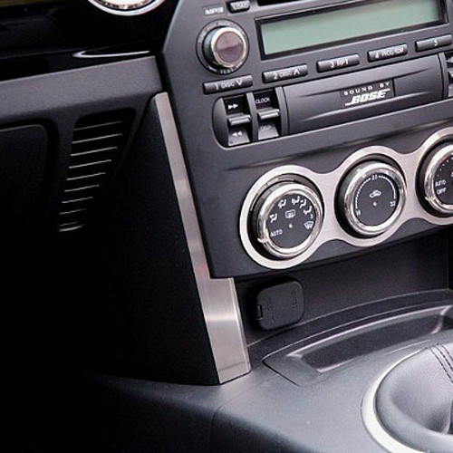 Zeromotive Radio Console Trims