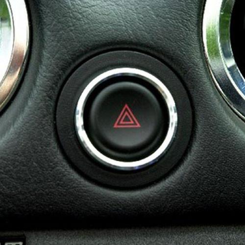 Zeromotive Hazard Button Ring