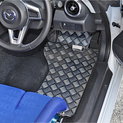 Beatrush Aluminum Floor Panel