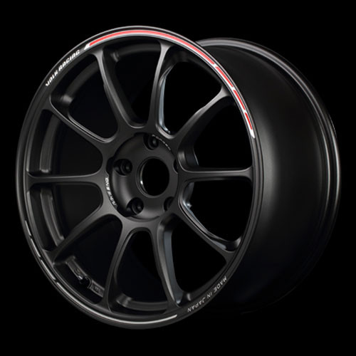 """Rays ZE40 Time Attack II 17"""" Wheel"""