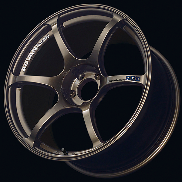 "Advan Racing RG-III 17"" Wheel"
