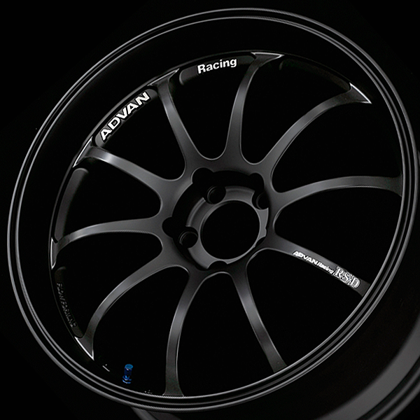 "Advan RS-D 17"" Wheels"