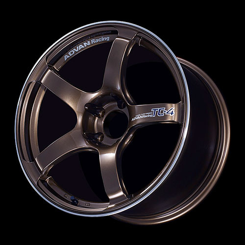 "Advan TC-4 17"" Wheels"