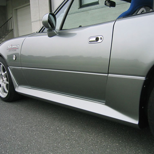 East Bear Master Piece Side Skirts