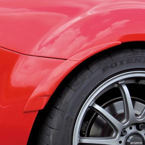 Garage Vary Rear Garnish Carbon Fiber
