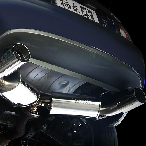 Kakimoto R Exhaust