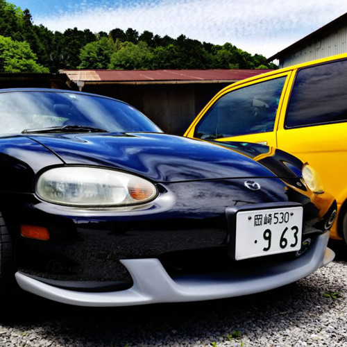 Shinkai Turbo-Style Front NB1 Front Lip