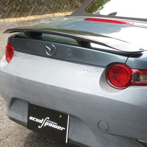 SCUD Rear Wing